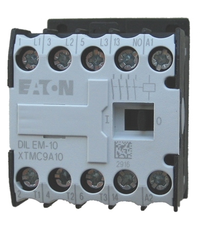 DILEM-10-MINI CONTACTOR 10AMP 1NO 220V