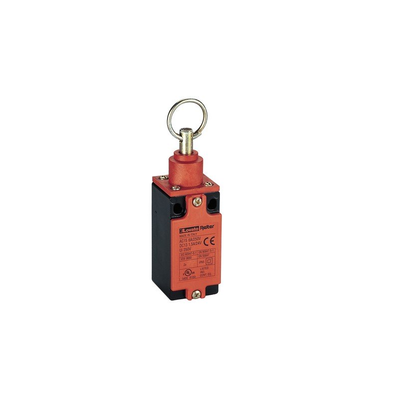 RS11310 LOVATO ROPE-PULL LEVER LIMIT SWITCHES