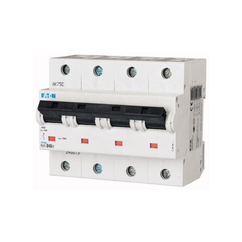 PLHT-D40/3N - PEQUENO INTERRUTOR AUTOMATICO 40A