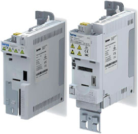 i510 Frequency inverter Lenze - 0.55 kW/0.75 HP - 1/N/PE 230/240 V AC - 3.2 A - 0-599 Hz - Basic I/O - CANopen/Modbus RTU - IP20